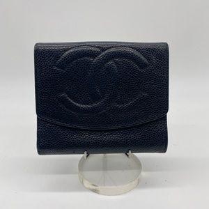 Chanel Timeless Compact Wallet